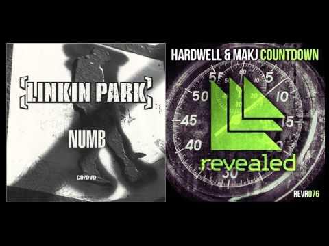 Linkin Park vs. Hardwell & MAKJ - Numb Countdown (Shh! MashUp)