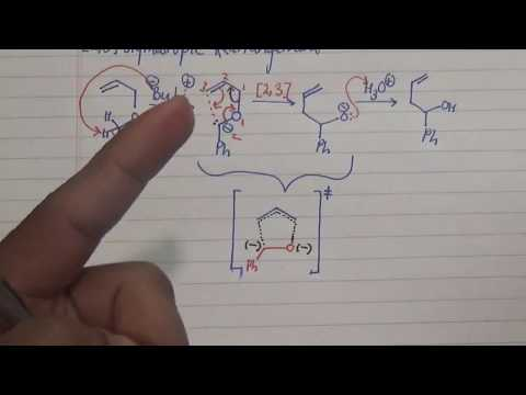 [2,3] SIGMATROPIC REARRANGEMENT, Transition state & examples