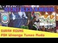 Suran Agung 2018 - Pertunjukan Seni Kerambik Psh Winongo Tunas Muda