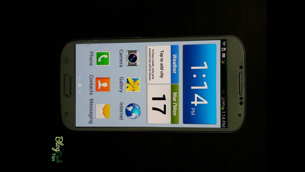 how to get samsung galaxy s4 out of safe mode