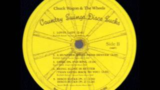 CHUCK WAGON & THE WHEELS - Disco Sucks Parts 1&2 (1979)