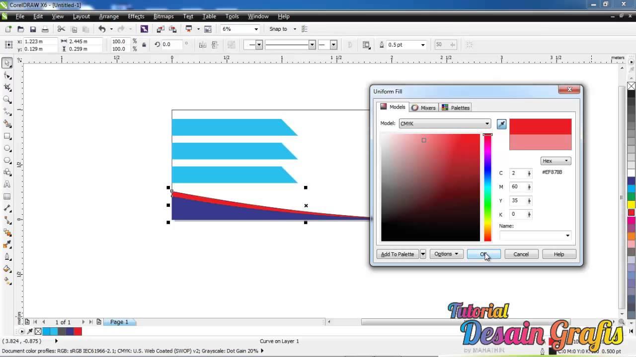 Tutorial Desain Grafis - Cara membuat banner spanduk ...