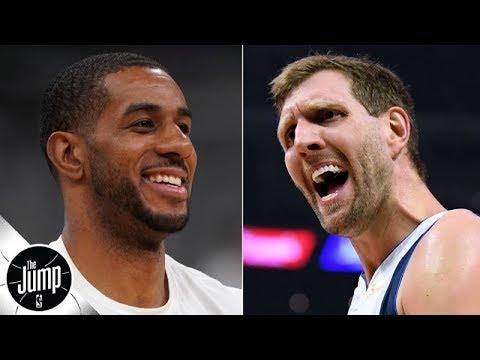 NBA: Can big men still lead a championship contender?
