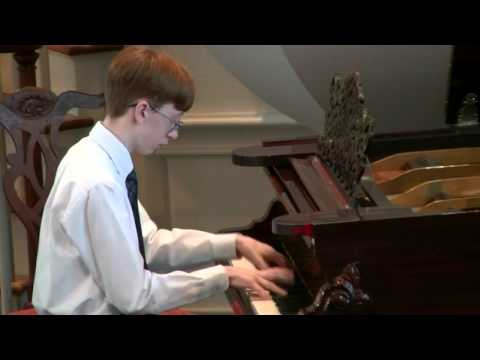 Nicholas Baker Waltz in E Minor by F. Chopin