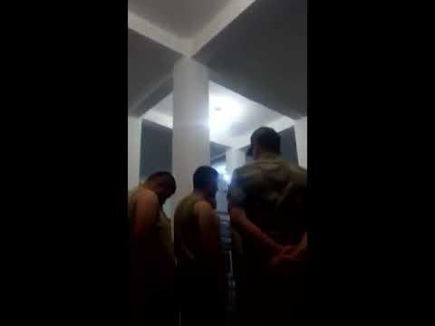 Yeni gelen kısa dönem askerlere komutan şakası kesinlikle izleyin