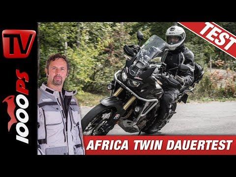 Honda Africa Twin Dauertest – 200.000 km in 3 Jahren! Varahannes erzählt!