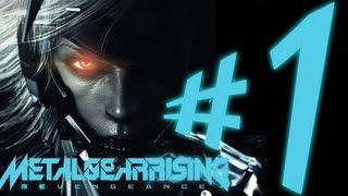 Metal Gear Rising: Revengeance - Parte 1: Serviço de Guarda, Golpe de Estado  [ Detonado em PT-BR ]
