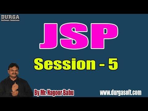 jsp-tutorials-||-session---5-||-by-mr.-nagoor-babu-on-27-09-2019-@-4pm