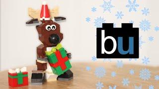 LEGO Reindeer Review 40092