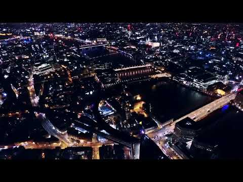 Timelapse London skyline by VIDITEK