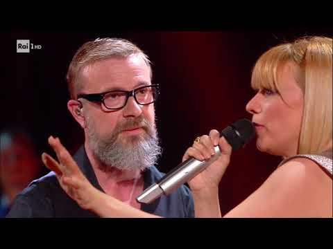 Lisa e Marco Masini cantano