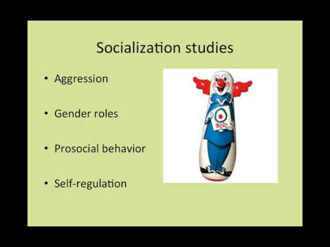 Bandura & Erikson developmental theories