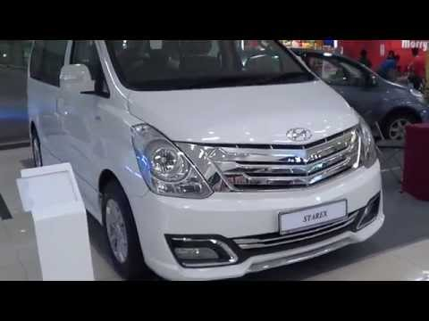 Hyundai Grand Starex Royale Grand 2014 Short Take