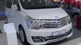 Hyundai Grand Starex Royale Grand 2014 Short Take