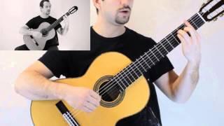 """Como tocar """"Profugos"""" de Soda Stereo en guitarra"""