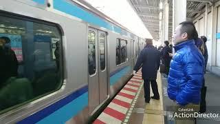 東京メトロ東西線葛西駅混雑調査
