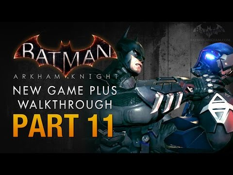 Batman: Arkham Knight Walkthrough - Part 11 - Founders' Island