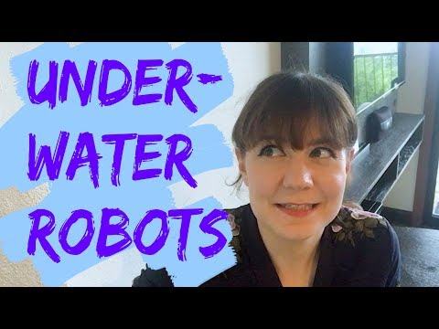 Science Adventure: Underwater Robots