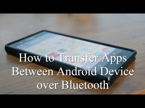 How To Transfer Apps Between Android Device Over Bluetooth   Guiding Tech