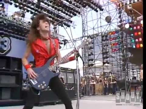 "Quiet Riot - ""Metal Health"" (Bang Your Head) Live at the US Festival, 1983"