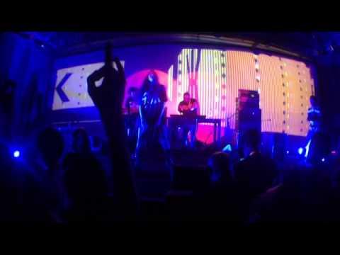 WETROBOTS+BOSAINA @ 100LIVE ELECTRONIC MUSIC FESTIVAL 2014