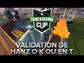 Trackmania Cup 2018  17 : Validation de  Hanz o K ou en T
