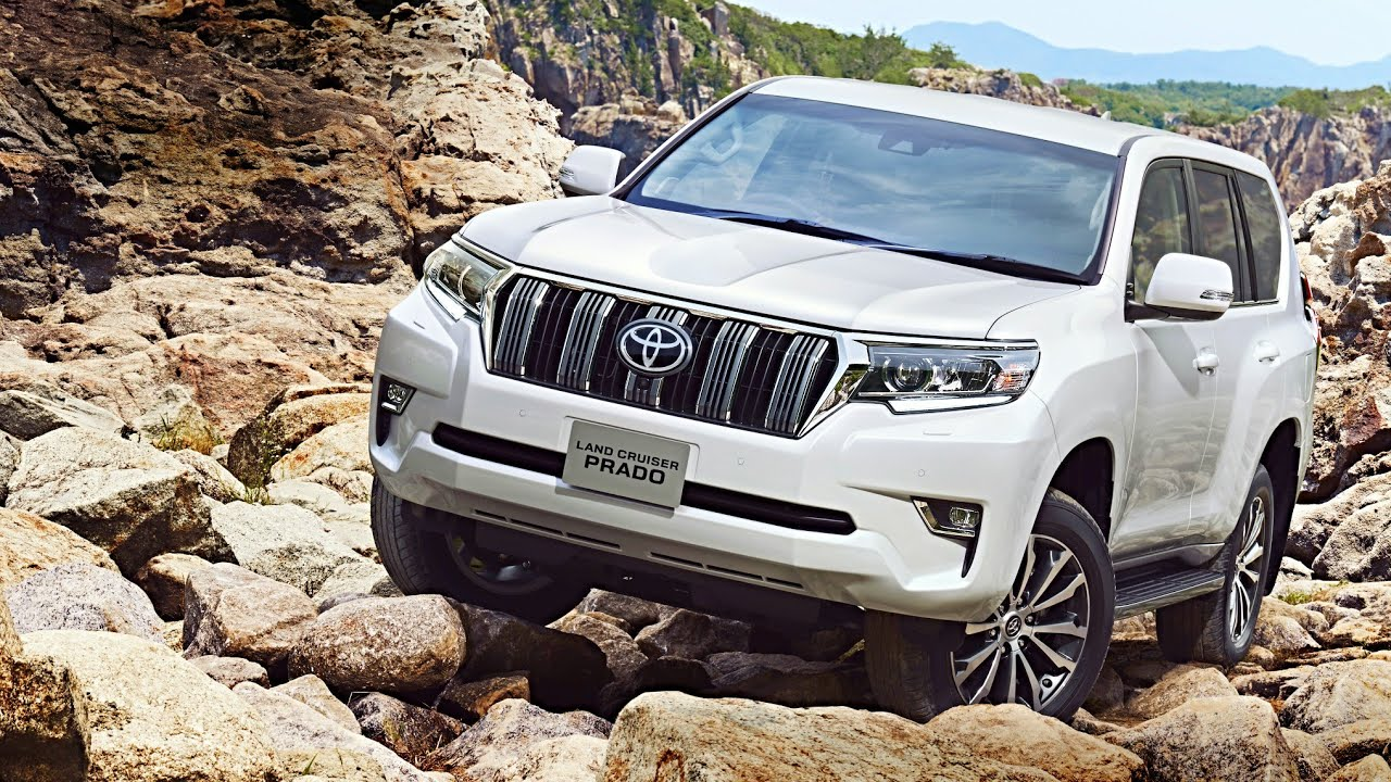 2018 Toyota Land Cruiser Prado 6