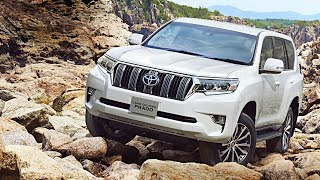 2019 Toyota Land Cruiser PRADO | ALL-NEW Toyota PRADO 2019 Interior, Exterior, and Drive