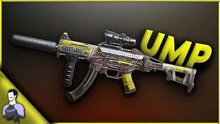 سلاح *UMP* اذا ما كنت تحبه لا تدخل للفيديو | احترافه و شرحه بالتفصيل | ببجي موبايل - PUBG mobile