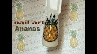 видео Маникюр с ананасами на ногтях: как нарисовать красивый дизайн (фото)