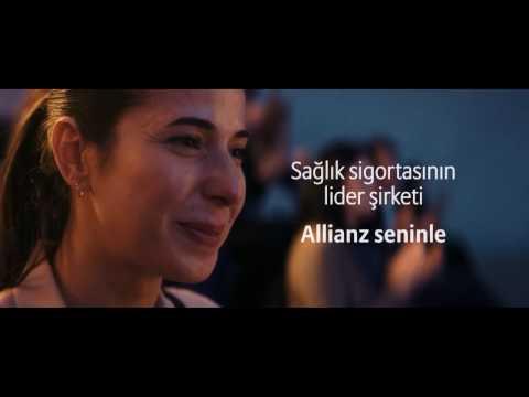 Allianz Sigorta Reklam Kampanyası #AllianzSeninle