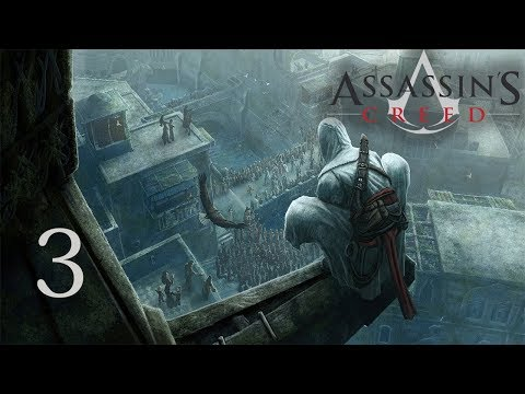 Assassins Creed - 60fps - Part 3 - Traveling to Damascus