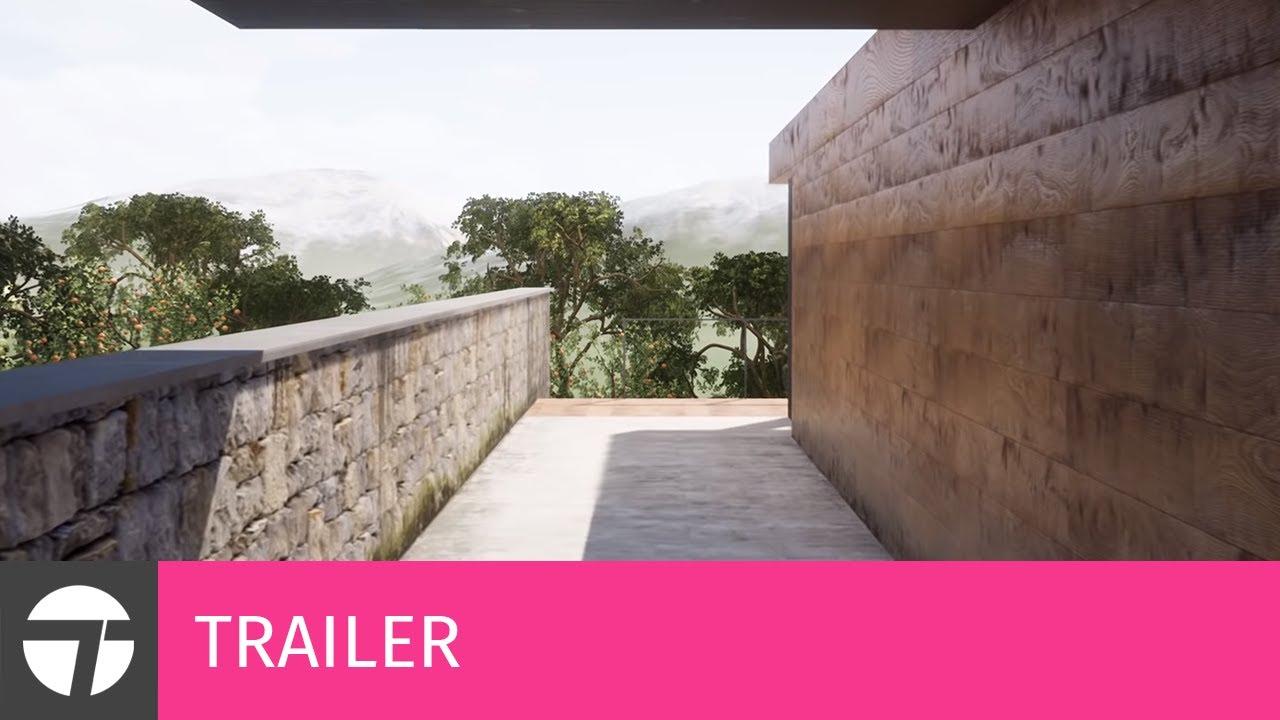 Twinmotion 2019 release trailer / Français