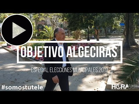 🎥 Objetivo Algeciras con José Ignacio Landaluce