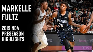 Markelle Fultz Getting A Fresh Start In Orlando | Preseason Highlights From 2017 No. 1 Pick