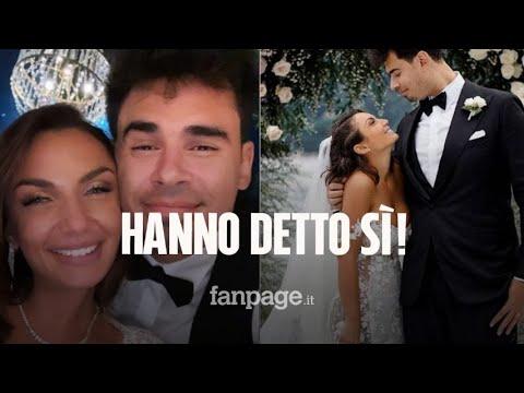 Il matrimonio di Elettra Lamborghini, il sì con Afrojack sul Lago di Como: 'Insieme per la vita'