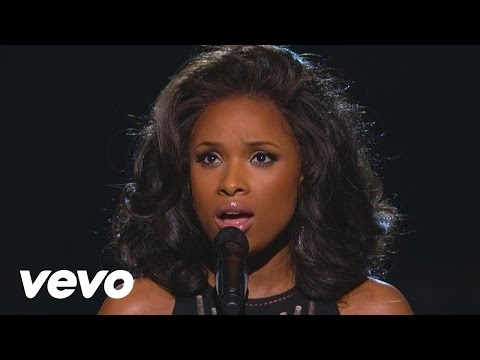 Jennifer Hudson - I Will Always Love You (54th GRAMMYs on CBS)