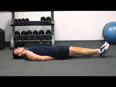 How To Lying Leg Raise   How To Lying Knee Raise   Best Exercise for Lower Abs   HASfit 111111