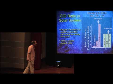 17. Edwin Bergin - Water: from clouds to planets