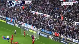 اهداف مباراة نيوكاسل يونايتد 2-2 ليفربول _ HD
