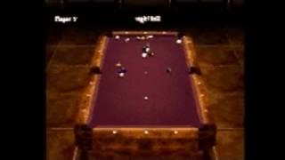 Backstreet Billiards PlayStation Gameplay
