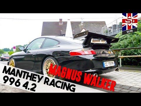 Treffen mit Magnus Walker am Nürburgring   996 by Manthey-Racing   VLOG #27   Sidney Industries