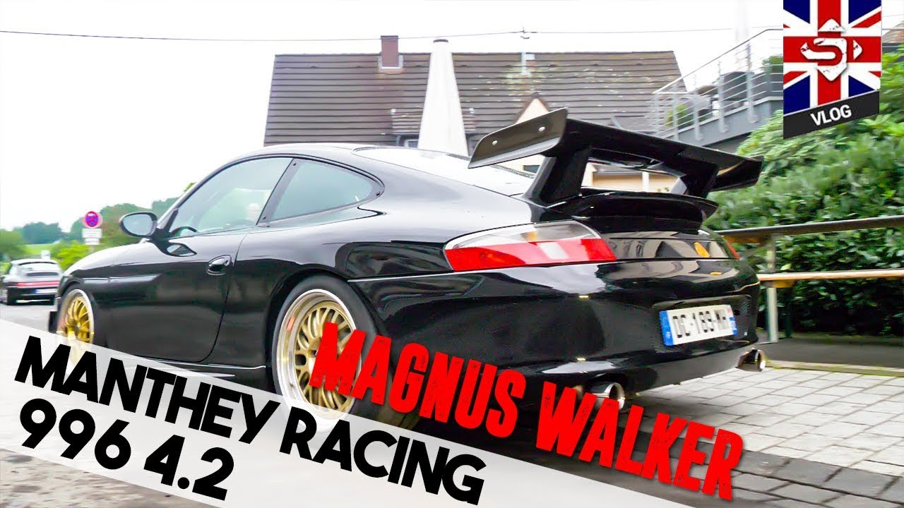 porsche 996 by manthey racing mit magnus walker vlog. Black Bedroom Furniture Sets. Home Design Ideas