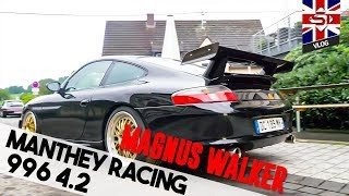 Porsche 996 by Manthey-Racing | Mit Magnus Walker |  VLOG #27 | Sidney Industries