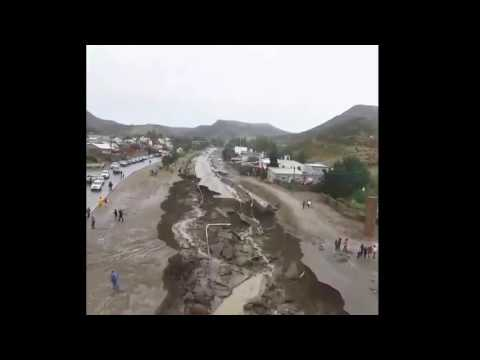 PLANET X NEWS - HAPPENING AROUND THE WORLD - MILE LONG CRACK  in the earth Argentina