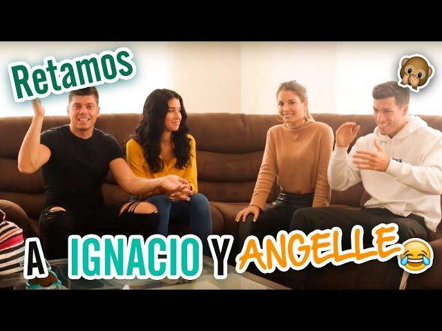 RETAMOS A IGNACIO Y ANGELLE - FLAVIA Y PATO