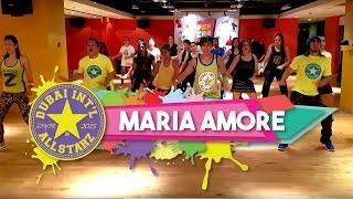Maria Amore | Zumba® Fitness | Liviu Marin | Alfredo Jay