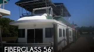 [UNAVAILABLE] Used 2000 Fiberglass Unlimited 56 Catamaran Houseboat in Morgan City, Louisiana