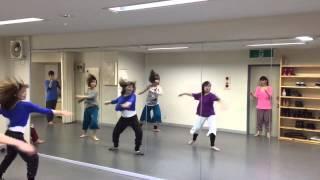 Studio Dance √isions プレオープン記念新年WS 2015/1/3 巽徳子 Slow Jazz.