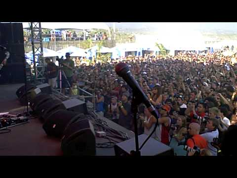 1- Safe And Sound - Rebelution @ West Beach Music Fest